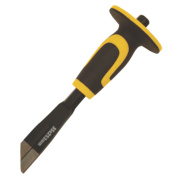 Roughneck Plugging Chisel & Guard 1¼ x 10