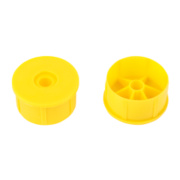 Purdy Adjustable Paint Roller Frame End Caps Pack of 2