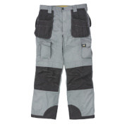 CAT C172 Trademark Trousers Grey/Black 32