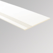 Corotrim Soffit Boards White 300 x 9 x 5000mm Pack of 4