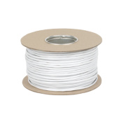 Alarm Cable 8-Core 100m White