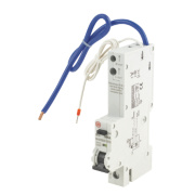 Wylex 16A 30mA Single Pole Type B Curve RCBO