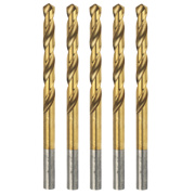 Erbauer Ground HSS Drill Bit 4.5mm Pack of 5