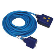 Masterplug Heavy Duty Extension Lead 1G 240V 10m