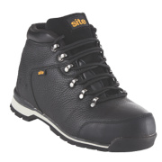 Site Meteorite Safety Boots Black Size 12