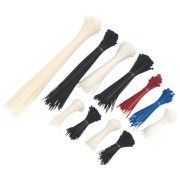 Assorted Cable Ties Pack of 1000