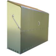 Trimetals Senturion 447 LP Gas Cylinder Store 1.9m x 0.6m x 1.5m
