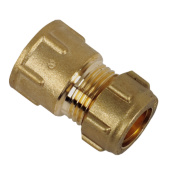 Conex Female Coupler 303 15mm x ½