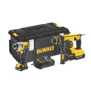 DeWalt DCK291MS-GB 10.8V / 18V Li-Ion Cordless Twin Pack XR