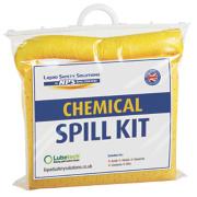 Lubetech 30Ltr Chemical Spill Kit