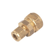 Brass C x C Couplings 15mm x 8mm