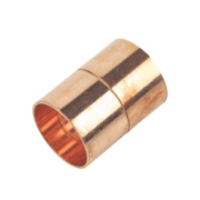 Straight Couplers 22mm Pack of 10