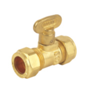 Gas Isolating Valve 15mm