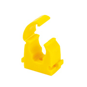 Talon Yellow Hinge Clip 15mm Pack of 20