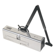 FD2000 Chrome Overhead Door Closer