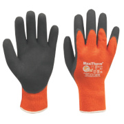 ATG MaxiTherm Gloves Orange Large