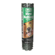 Apollo 13mm PVC-Coated Wire Netting 0.5 x 10m