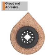 Bosch All-in-One Grout & Mortar Remover