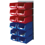 Extra Large 12-Bin Storage Kit