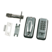 Securefast Mechanical Light Duty Push Button Lock Tubular Latch