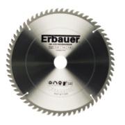 Erbauer TCT Circular Saw Blade 64T 255x30mm