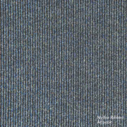 Heuga Ribbed Heavy Contract Carpet Tiles Atlantic Pack of 20