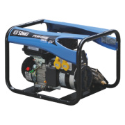 SDMO Perform 3000 GAZ TB UK 2400W Generator 230/110V