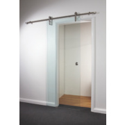 Sliding Door Kit Clear Glass 840 x 2080mm