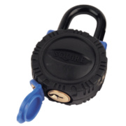 Squire All-Weather Padlock Shackle Brass 52mm