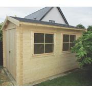 Quantock Log Cabin 2.3 x 2.9 x 2.7m