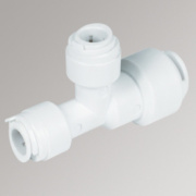 FloPlast Flo-Fit Reducing Tee 15 x 10 x 10mm