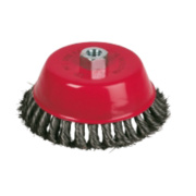Titan Wire Brush Twist Cup 150mm M14