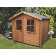 Avesbury Log Cabin 2.3 x 2.3 x 2.2m