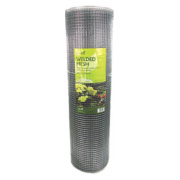 Apollo 13mm Galvanised Welded Mesh 0.9 x 30m