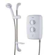 Triton T70gsi Manual Electric Shower White 9.5kW
