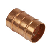 Yorkshire Solder Ring Straight Couplers YP1 28mm