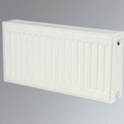 Kudox Premium Type 22 Double Panel Double Convector Radiator White 300x600
