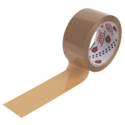 Eurocel Packaging Tape Brown 50mm x 66m