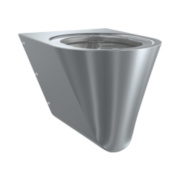 Franke Campus Wall-Hung Toilet Pan 360 x 500 x 353mm