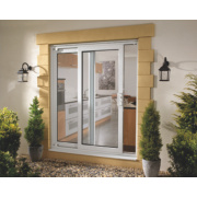 Unbranded uPVC 6ft Patio Door Non-Handed 1790 x 2090mm