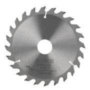 Bosch Circular Saw Blade 165mm 20/30mm Bore 24T