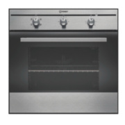 Indesit FIM 21 KBIX Single Built-In Electric Conventional Oven 595 x 595mm