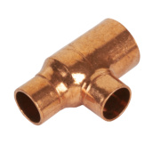 Yorkshire Endex Reduced Tee N27 22 x 15 x 15mm Pack of 5