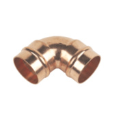 Solder Ring Elbows 28mm Pack of 2