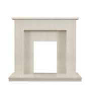 Be Modern Rosa Fire Surround Manila Micro Marble
