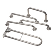 Franke Doc M Bathroom Disability Grab Rails & Rests 5 Piece Set