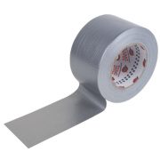 Eurocel Cloth Tape 42 Mesh Silver 75mm x 50m