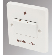 Crabtree 6AX 3-Pole Fan Isolating Switch