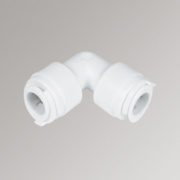 FloPlast Flo-Fit Elbow 10mm Pack of 5