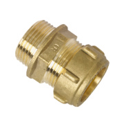 Conex Male Coupler 302 22mm x ¾